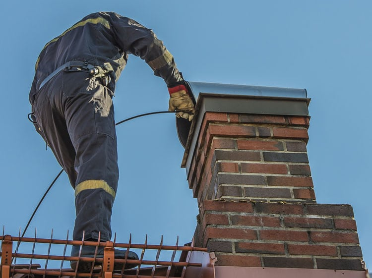 Chimney Repair Services Reisterstown MD - First Class Chimney Services